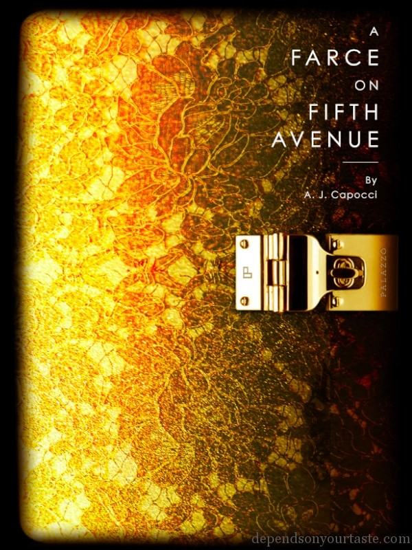 A Farce On Fifth Avenue book cover