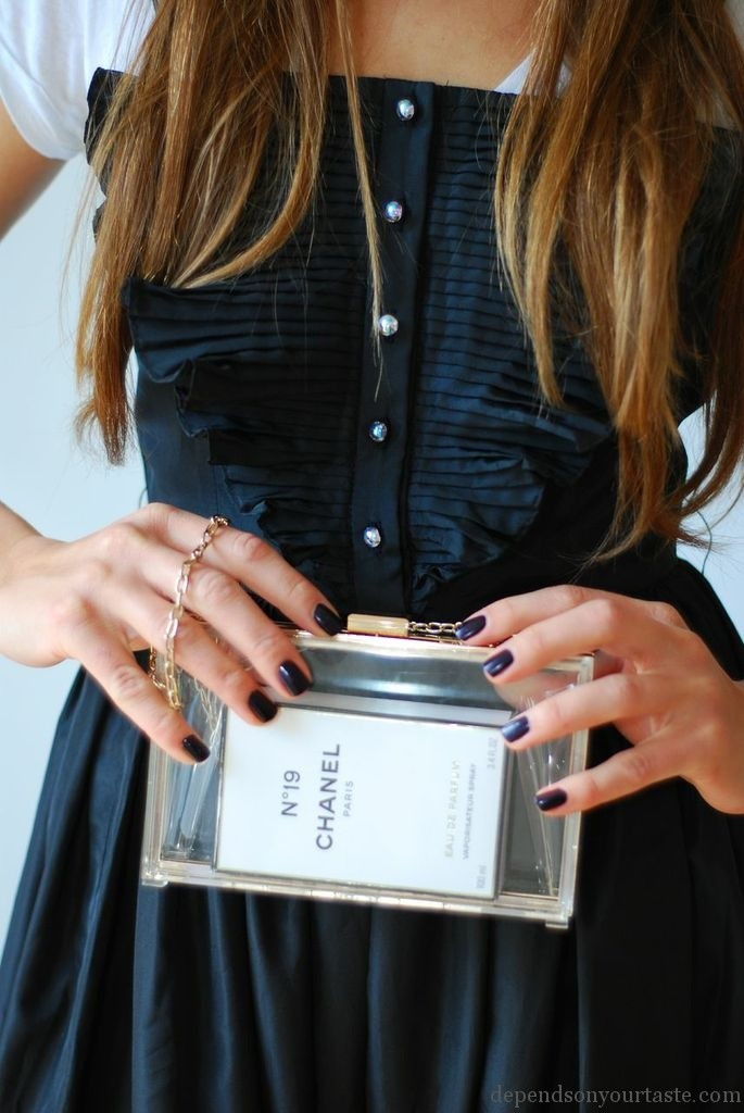 chanel transparent ag , chanel 19 , styling by wioletta walas, pictures by aga biegluk