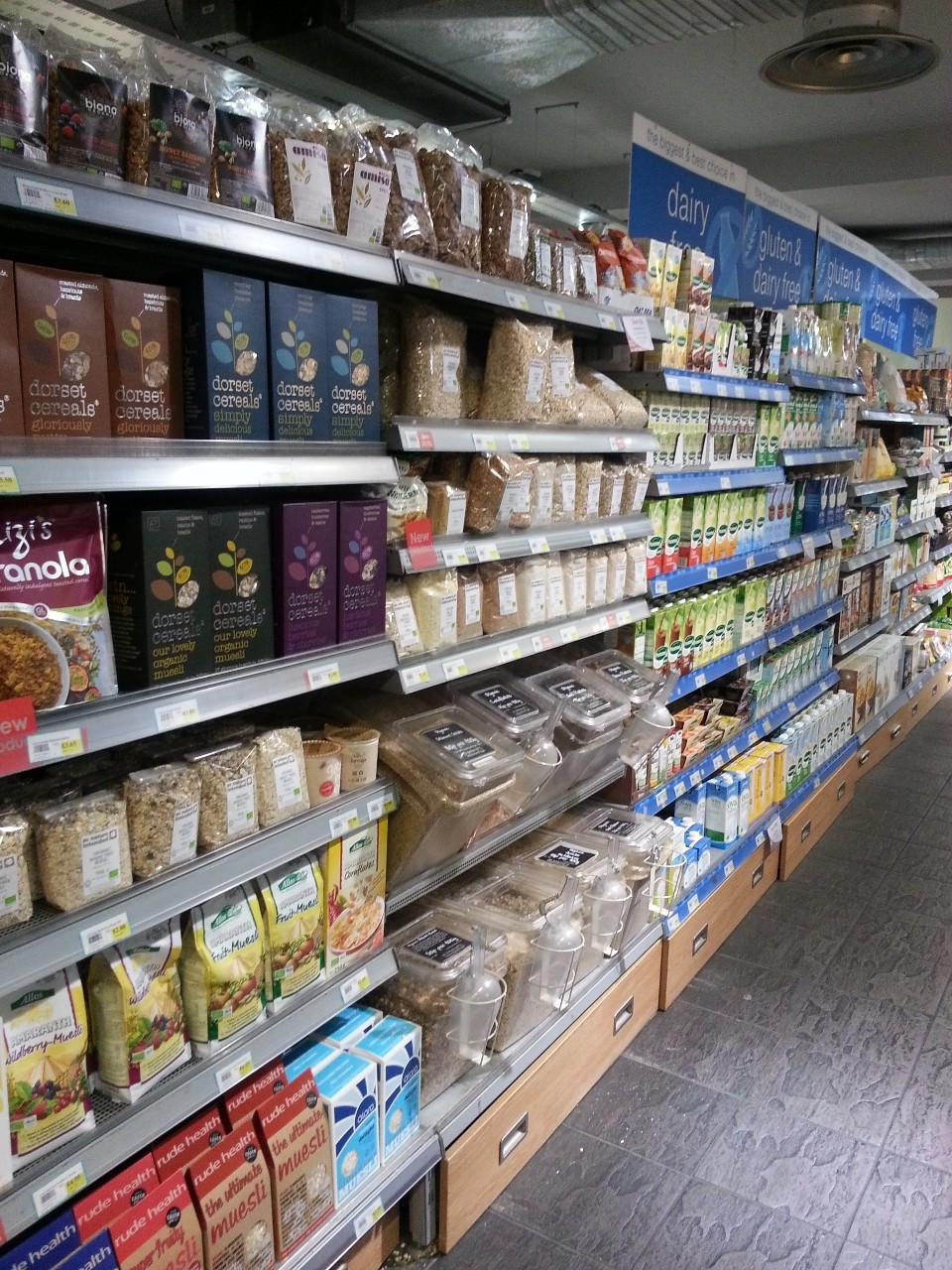 Healthy food products
