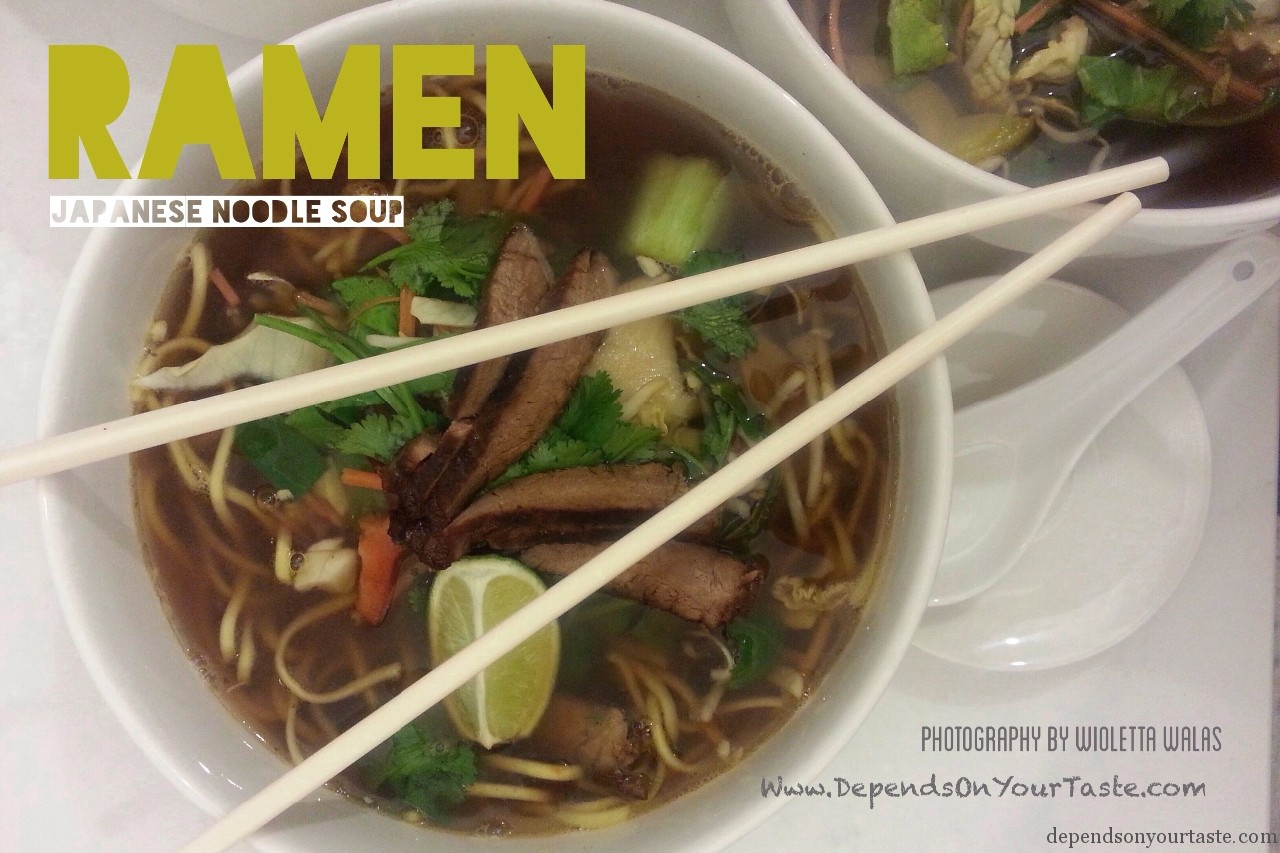 ramen japanese soup,